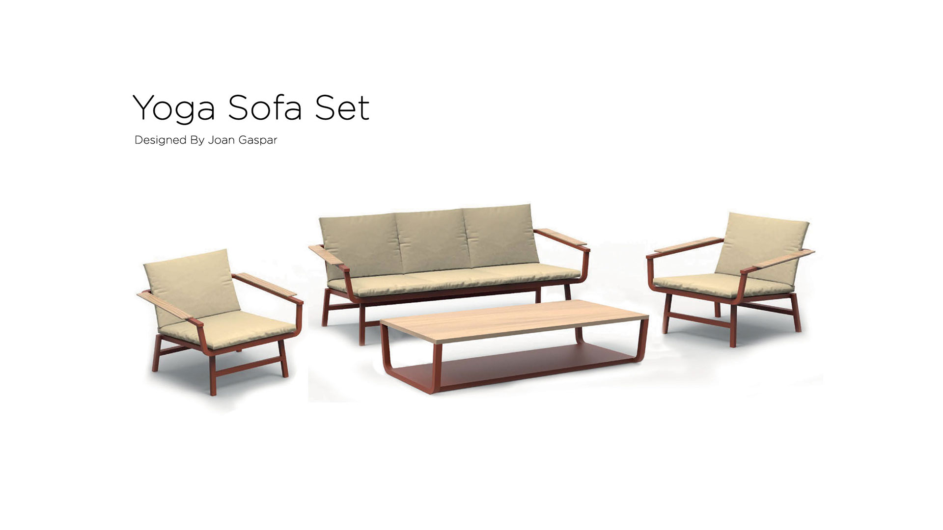 Yoga Sofa Set